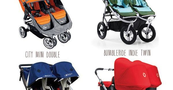 Double Strollers We Went With The Bugaboo Donkey So We