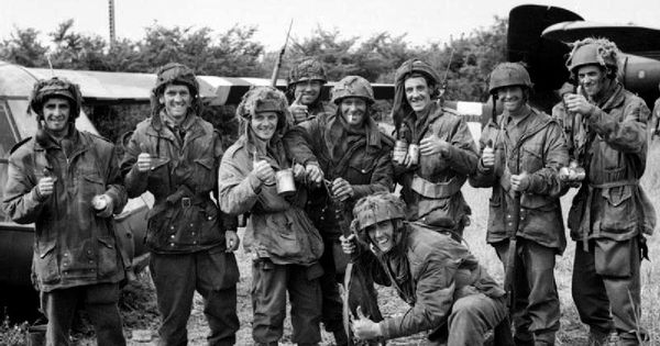 d-day british airborne landings