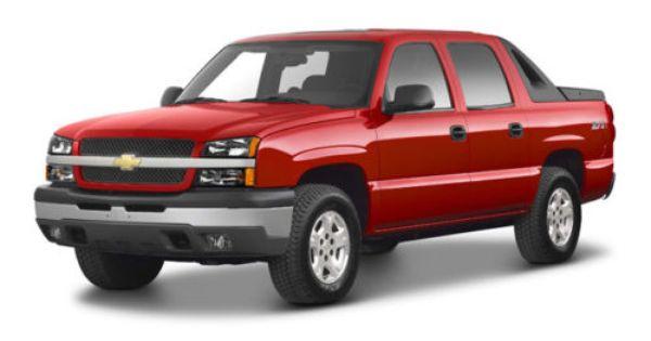 Chevrolet Avalanche 2002 2003 2004 2005 2006 Body Repair Manual Chevy Avalanche Repair Manuals Chevrolet