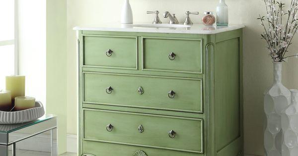 34 Cottage Look Daleville Bathroom Sink Vanity Model