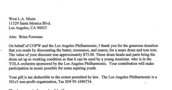 West La Musicwhere The Pros Shopvisa Invitation Letter To