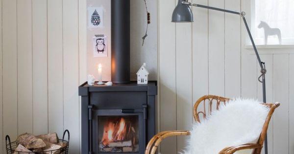 Pingl par odette et fernande sur feu de bois pinterest po le maison et - Poele a bois feu continu 10 heures ...