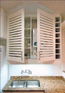 Aquecedor Escondido No Armario Vazado Design De Interiores Casa
