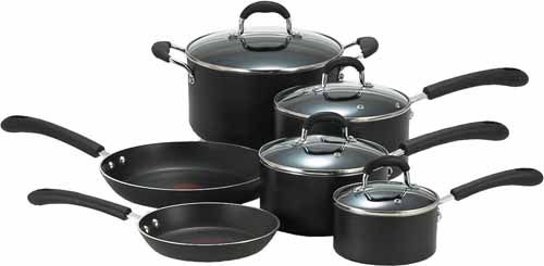 Choosing The Best Nonstick Cookware Dishwasher Safe Cookware Cookware Set Nonstick Cookware