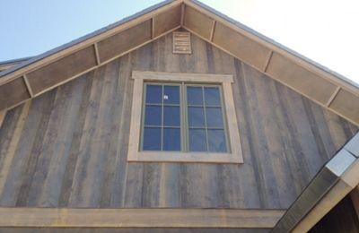 Ranchwood Rustic Barn Wood Siding House Siding Montana Homes Modern Farmhouse