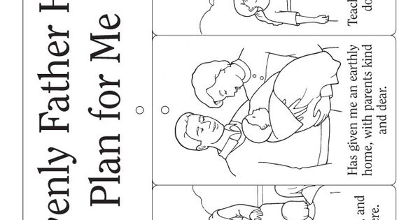 Lds Plan Of Salvation Coloring Page Coloring Pages Plan Of Salvation Coloring Page