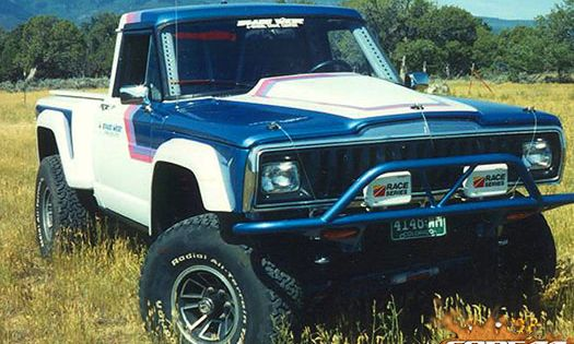 1974 Jeep J 10 6 6l V 8 Amc 401 With Over 5 000 In Hot Rod