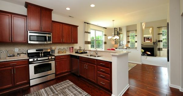 Lennar at page park in durham nc two story townhomes for Townhomes with first floor master
