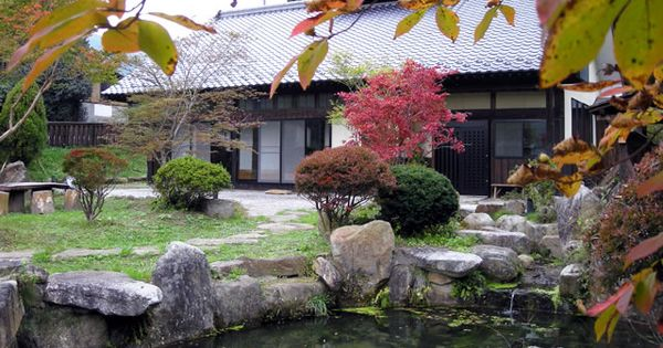 Beautiful Japanese House old becomes new again: the beauty of traditional japanese homes