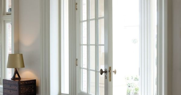 White Doors Front Doors And Entryway On Pinterest