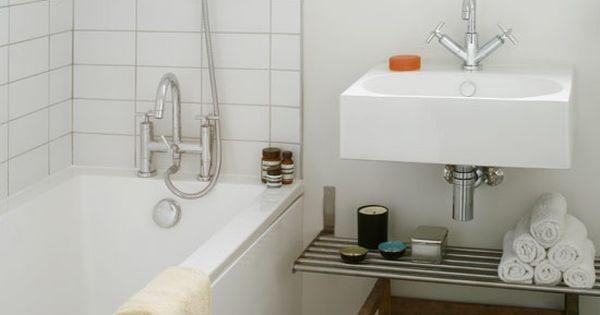 Ikea Badkamer Idee : bathroom, inspiration, inspiratie, badkamer ...