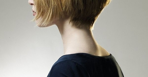 short bob hair, I have this haircut, but a bit longer on