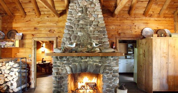 Cabin Vacation Rental In Tunk Lake From