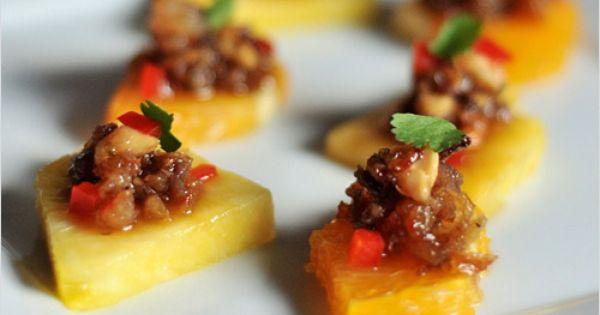 Ma Haw (Thai Minced Pork and Shrimp Relish) | Recipe | Pork and Shrimp