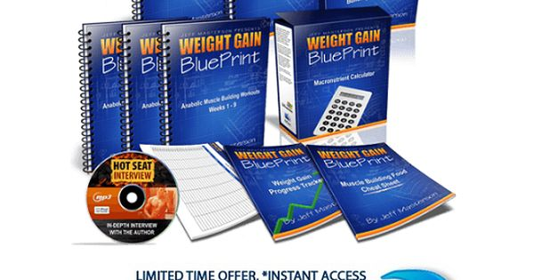jeff masterson weight gain blueprint pdf free download