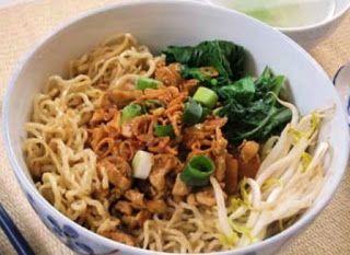 Resep Mie Ayam Enak Resep Makanan Cina Makan Malam Resep