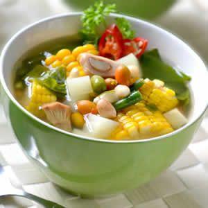Resep Sayur Asem Sunda Asli Resep Masakan Masakan Resep