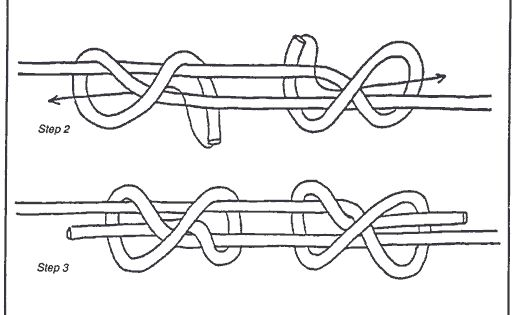 Great Tutorial For A Sliding Knot Fishing Pinterest