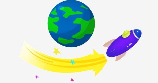 صاروخ الكرتون صاروخ الفضاء صاروخ الإبداعية يوم الفضاء العالمي جوية صاروخ الإبداعية Png وملف Psd للتحميل مجانا Illustration Enamel Pins Cosmic
