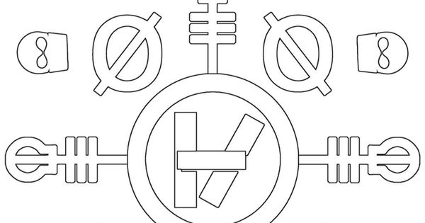 Twenty One Pilots Free Coloring Pages