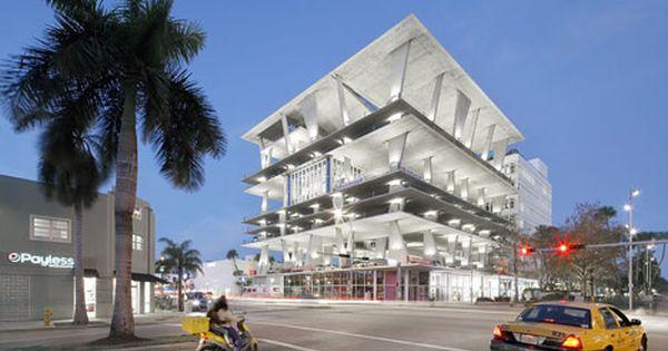Movie 1111 Lincoln Road Car Park By Herzog De Meuron With Images Miami Architecture Lincoln Road Architecture Details