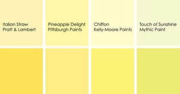 Images Of Shades Of Yellow Kitchen Paint Colors Yellow Painted Walls Yellow Paint Colors Kitchen Paint Color Yellow