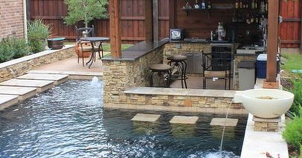 Small backyard pools design ideas pictures remodel and decor page 4 goals dreams plans - Outdoor decoratie zwembad ...