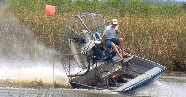 Airboat Insurance Product Amp Florida Airboat Association