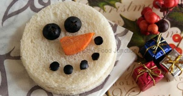 Fun Kids Food Ideas at Christmas