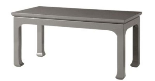 Bungalow 5 harlow coffee table living room furniture high The range high gloss living room furniture