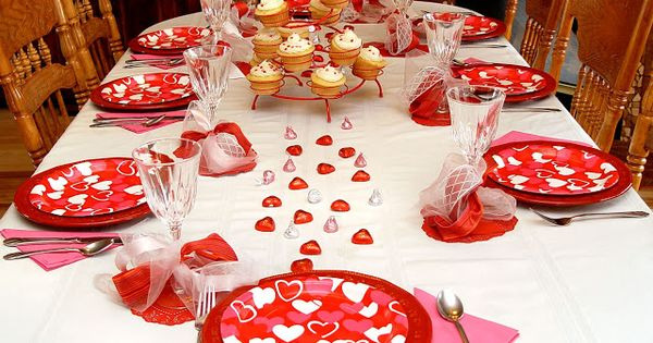 Occupation housewife valentine 39 s day ideas crafts for Valentine dinner recipes kids