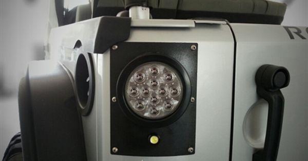 Rockridge 4wd Led Tail Light Conversion Kit Flush Mount