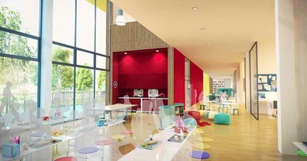Lairdsland Primary School Kirkintilloch 2015 Walters Cohen With Images Primary School School Building School