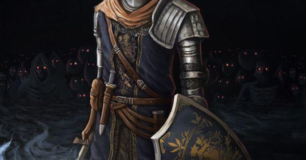 Oscar Of Astora Oscar Was Likely A High Ranking Knight