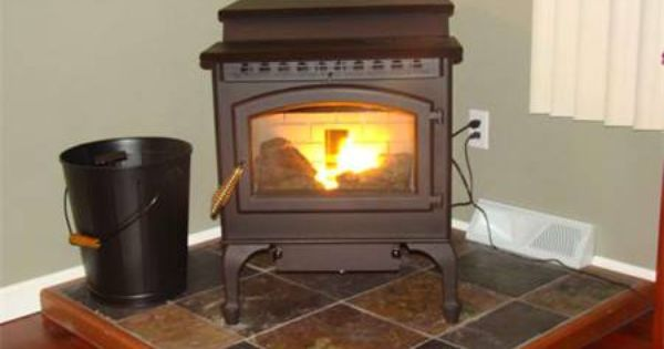 Hearth For Wood Burning Stove Lotta Country Little Farm