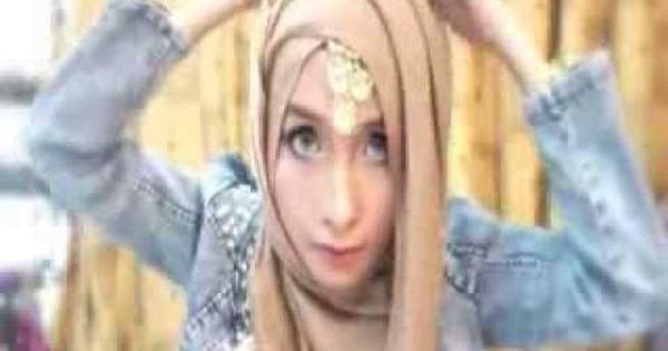Pin On Hijab Tutorial