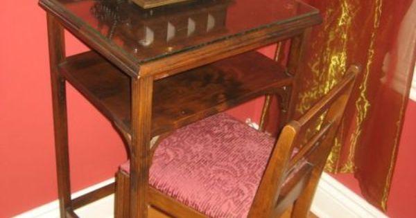 Kijiji table chaise et téléphone antiques 40 seulement buy