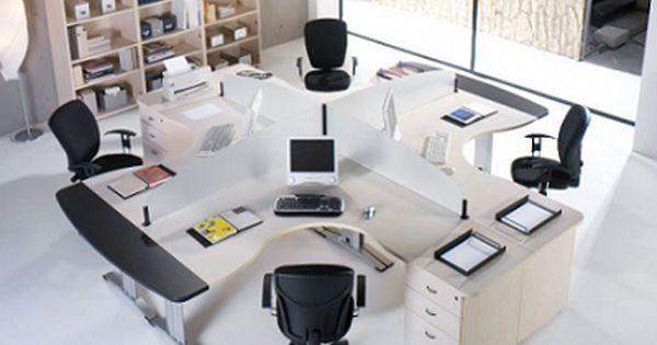 Muebles modernos oficinas decoraci n de oficinas y for Muebles para oficina modernos