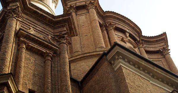 Fratte Roma 04 Category Sant Andrea Delle Fratte Wikimedia Commons Sant Andrea Baroque Architecture Architecture