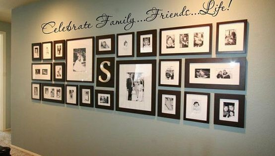 picture frame collage ideas - Google Search