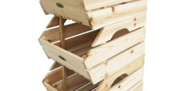 Habau 617 cajas de almacenaje para apilar madera 3 - Cajas de almacenaje ikea ...