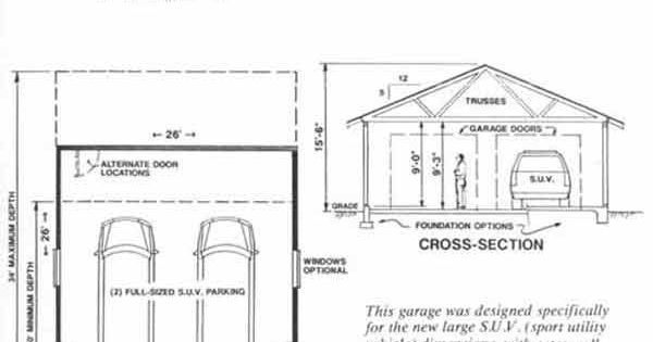 Two car garage with dutch gable roof plan no 676 3 26 39 x for Gable garage plans