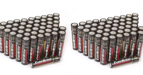 Amazon Aaa Batteries Alkaline Battery 96 Count Bulk Pack Just 9 85 W Code Reg 24 99 As Of 4 04 2019 10 52 Am Cdt Deals Finders Alkaline Battery Aaa Batteries Household Batteries