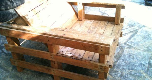 tuto et guide montage pour fauteuil en palettes anthony. Black Bedroom Furniture Sets. Home Design Ideas