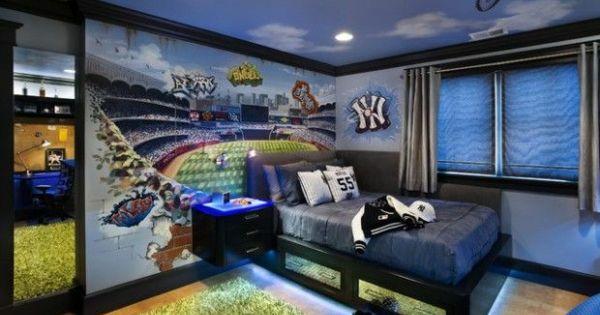jugendzimmer gestalten 100 faszinierende ideen jungenzimmer gestalten gr ner teppich bett. Black Bedroom Furniture Sets. Home Design Ideas