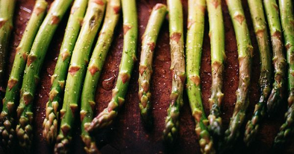 ... in my Tummy | Pinterest | Cooked Asparagus, Asparagus and Enough Said