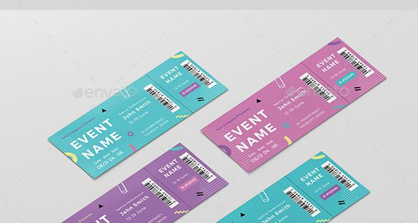event ticket event ticket ticket template and ai illustrator. Black Bedroom Furniture Sets. Home Design Ideas