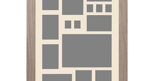 j llvik cadre pour 15 photos cadre ikea deux passe partout pour exposer au choix 15 petites. Black Bedroom Furniture Sets. Home Design Ideas