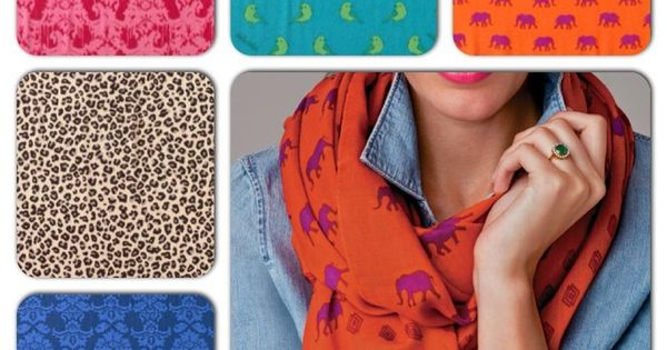 Scarves! Scarves! Scarves! The Leopard print one is my favorite! http://www.stelladot.com/ts/6fkl5