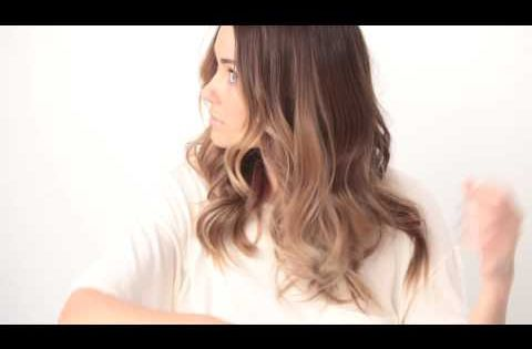 perfect waves hair tutorial